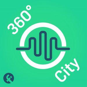 360 City iTunes Badge